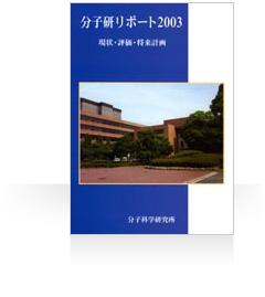 分子研リポート2003