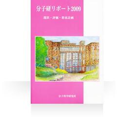 分子研リポート2009